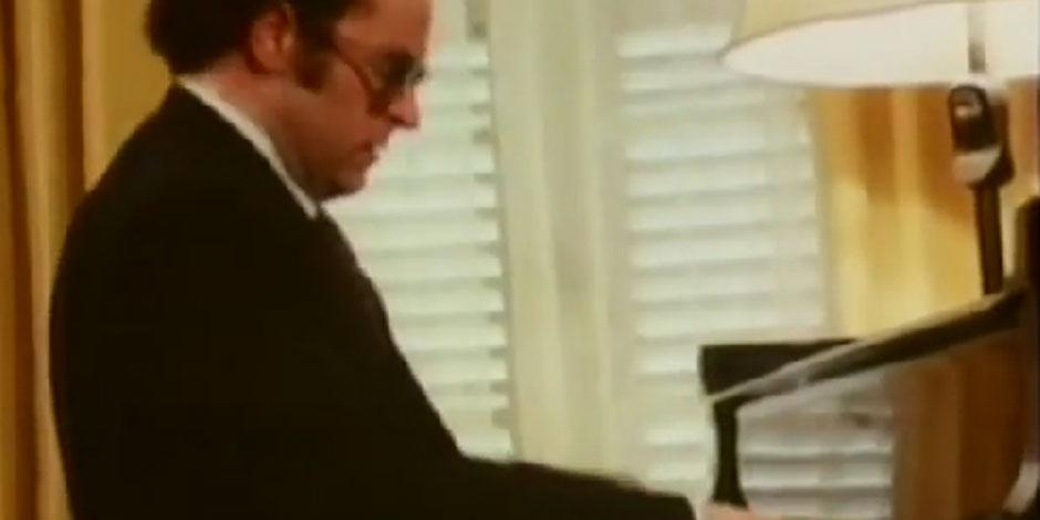 Le pianiste américain Joseph Alfidi décédé à Bruxelles