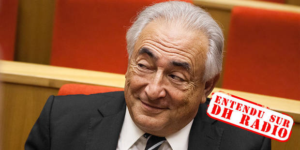 """Le Crampon du jour : """"DSK pr�t � mouiller certains footballeurs!""""? - DH.be"""
