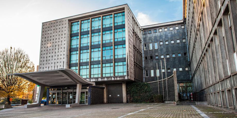 Panne de chauffage au palais de Justice de Charleroi: des réparations sont en cours