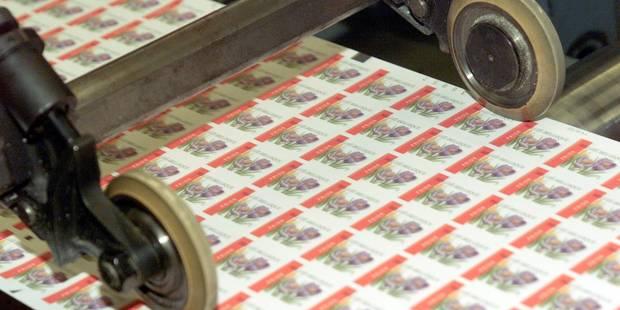 Braquage inédit en France: vingt millions d'euros de timbres-poste volés - La DH