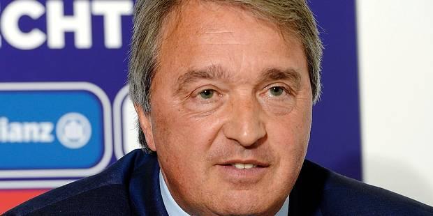 """Van Holsbeeck: """"Rolando aurait pu gagner plus � l'Inter"""""""