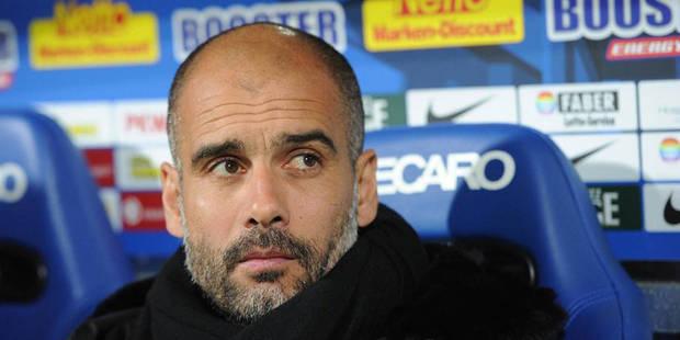 Pep Guardiola futur coach... du Qatar ? - La DH
