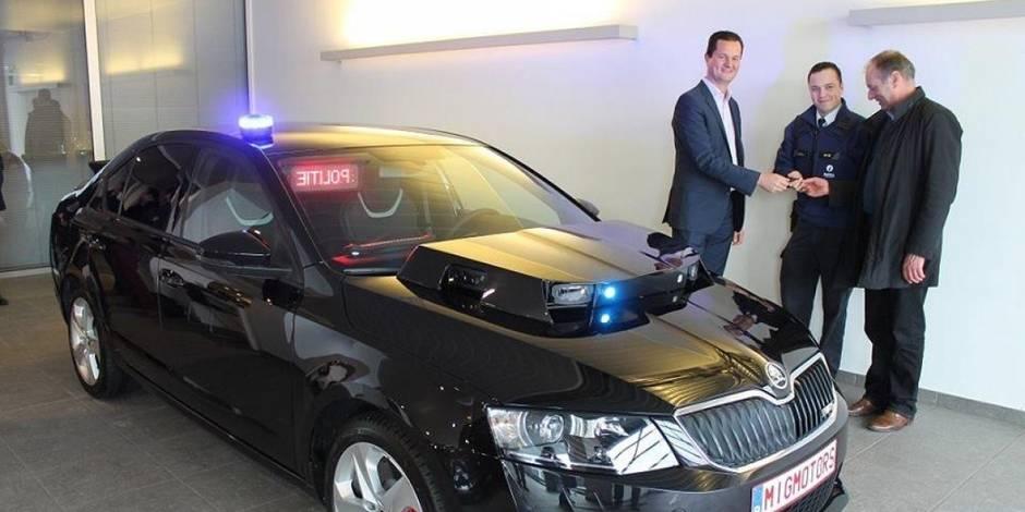 voici la nouvelle arme fatale de la police la dh. Black Bedroom Furniture Sets. Home Design Ideas
