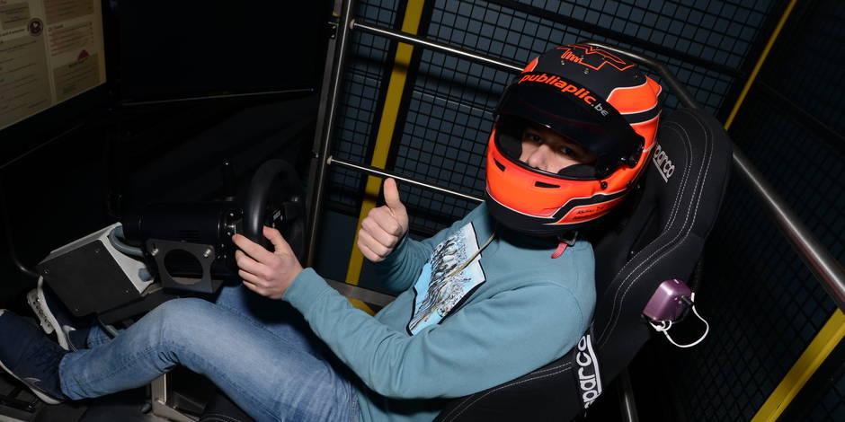 Mathieu Detry remporte le Virtual GT3 Challenge