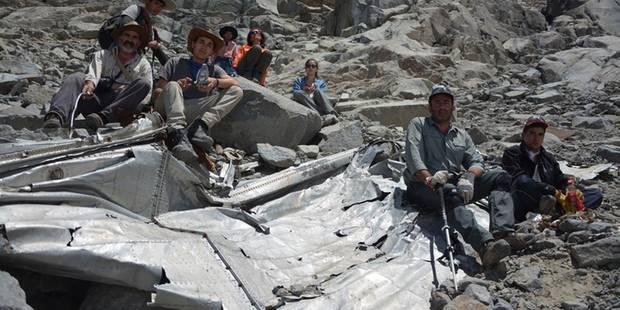 Un avion chilien avec à son bord des footballeurs retrouvé 50 ans après le crash - La DH
