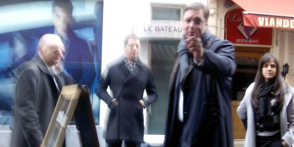 La sortie scandaleuse du 1er ministre serbe dans les rues de Bruxelles