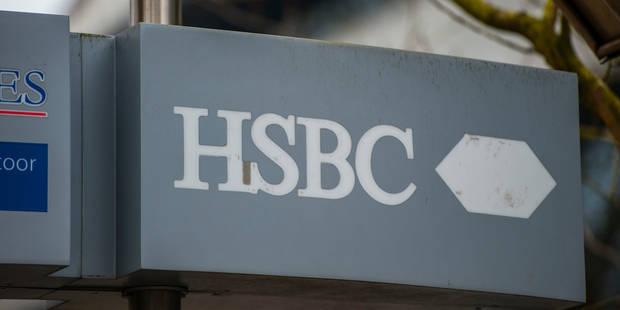 SwissLeaks: des clients belges de HSBC suspects de criminalité - La DH