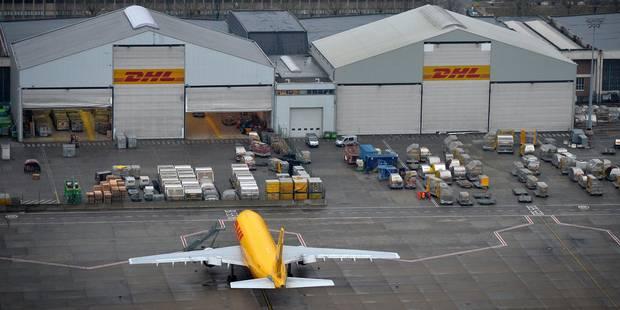 DHL investit 114 millions d'euros à Brussels Airport - La DH