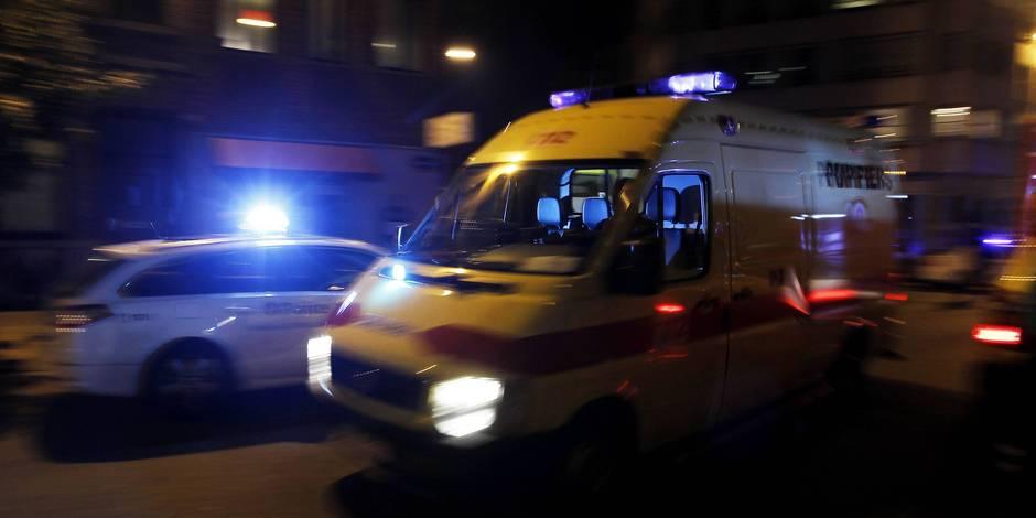 Collision mortelle avec un camion en stationnement à Virelles