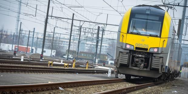 Trafic ferroviaire interrompu entre Namur et Arlon: les 250 voyageurs ont été évacués du train bloqué - La DH