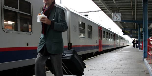 Nombre record de voyageurs � la SNCB en 2014