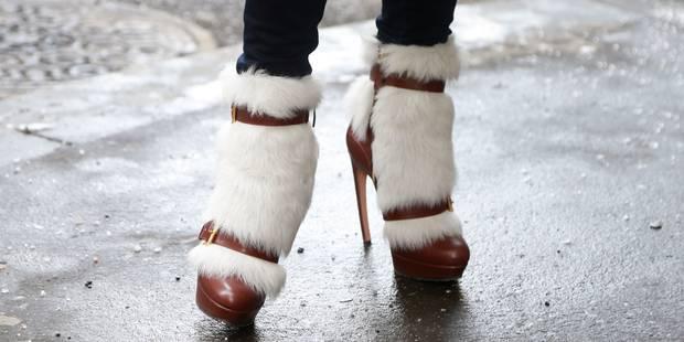 Entre kit de survie, grand froid et jus de blette, la vie des fashionistas à New York - La DH