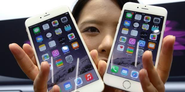 Les smartphones ont cartonné en 2014, au détriment des tablettes - La DH