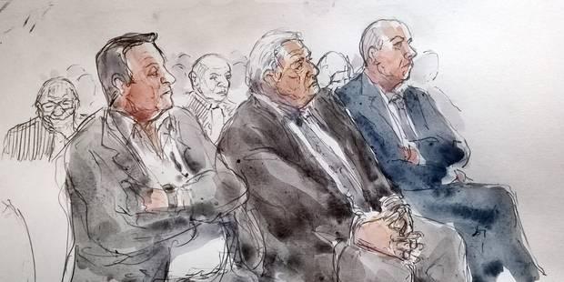 """Procès du Carlton de Lille: les amis de l'ex-chef du FMI """"sont des simples clients de la prostitution"""" - La DH"""