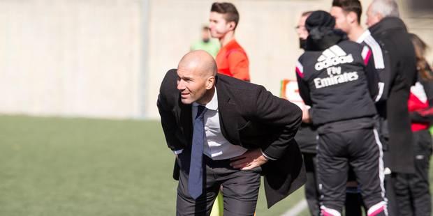 """Quand Zinedine Zidane glorifie le FC Bruges: """"Pourquoi pas y entraîner un jour?"""" - La DH"""