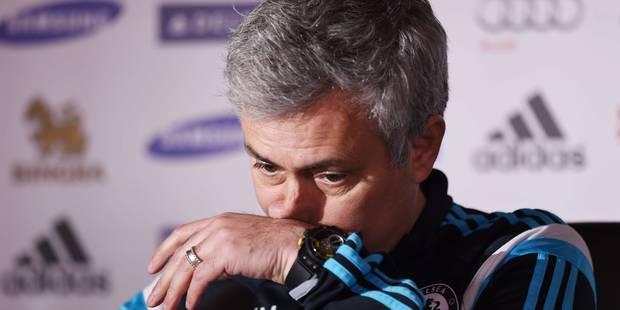 José Mourinho s'en prend à certains de ses supporters - La DH