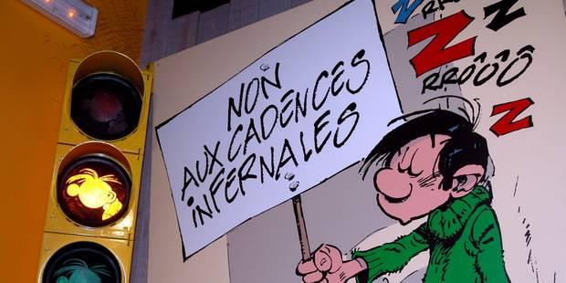Ench�res: la BD franco-belge dans la cour des grands - DH.be