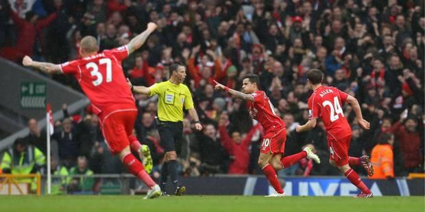 Liverpool et Arsenal poursuivent leurs bonnes s�ries
