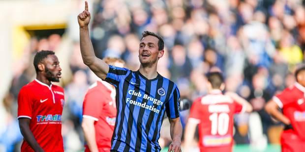 Le RMP subit sa dixi�me d�faite de rang face au FC Bruges (3-0) !