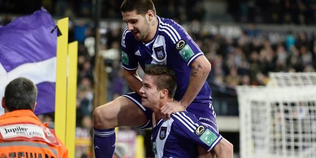 Anderlecht-Courtrai : les réactions - La DH
