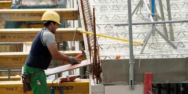 Plus de 100.000 étrangers dans le secteur de la construction - La DH