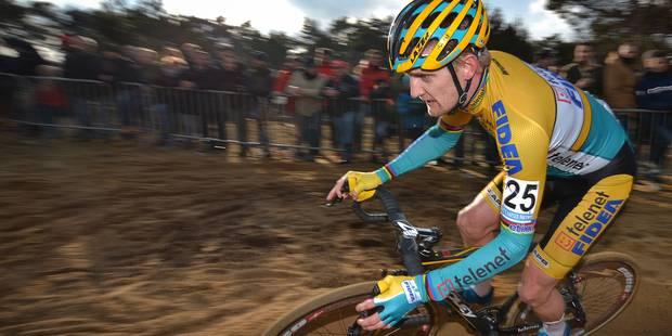 Cyclo-cross: Bart Wellens prend sa retraite - La DH