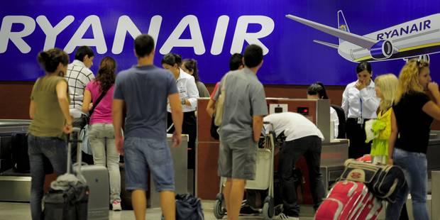 Ryanair met fin à l'une de ses plus vieilles roublardises - La DH