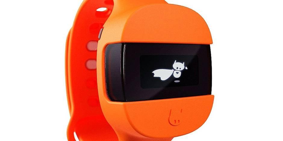 Une montre connectée 100 % belge ! - La DH