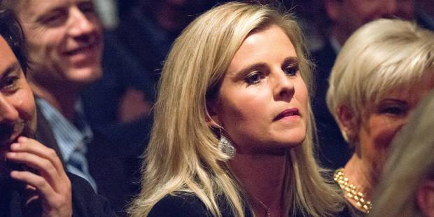Pourquoi Caroline Fontenoy était absente du JT ce week-end? - La DH