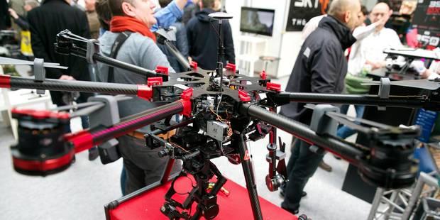 Trop restrictive la législation sur les drones ? - La DH
