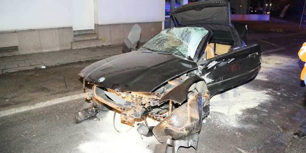 Un week-end meurtrier sur l'asphalte wallon - La DH