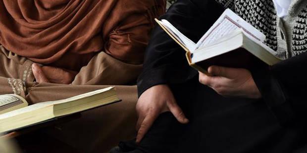 Des Belges de confession musulmane appellent à adhérer aux valeurs démocratiques - La DH