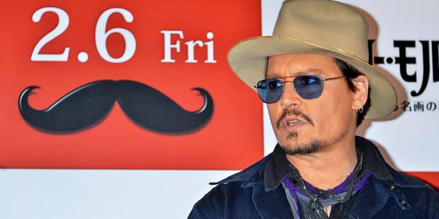 """Johnny Depp se blesse à la main en marge du tournage de """"Pirates des Caraïbes"""" - La DH"""