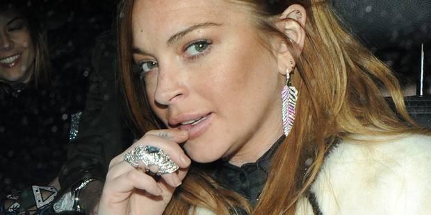 Lindsay Lohan est vraiment trop nulle en Photoshop - La DH