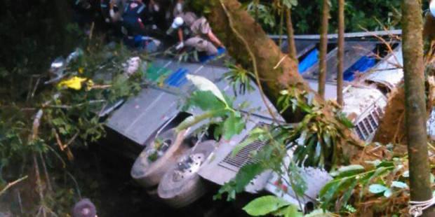 Terrible accident de car au Brésil: 54 morts selon un nouveau bilan - La DH