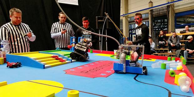 Les robots font leur cinéma - La DH