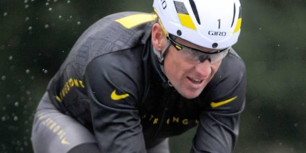 Armstrong de retour sur les routes du Tour de France?