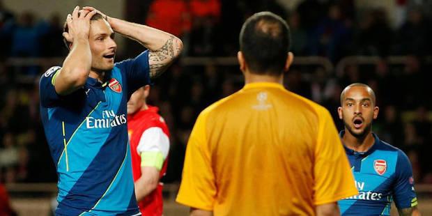Ligue des Champions: Arsenal à un but de l'exploit (0-2) - La DH