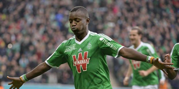 Ligue 1: Saint-Etienne est dans la course