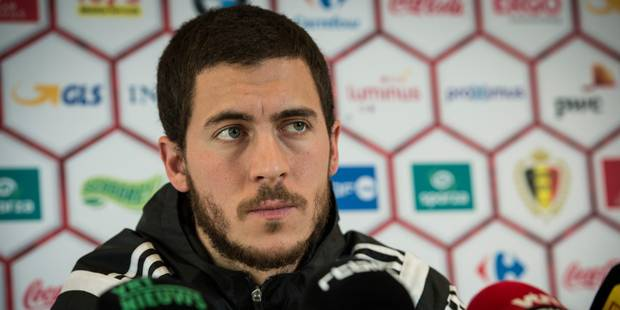 Eden Hazard veut les trois points, des buts et du beau football contre Chypre - La DH
