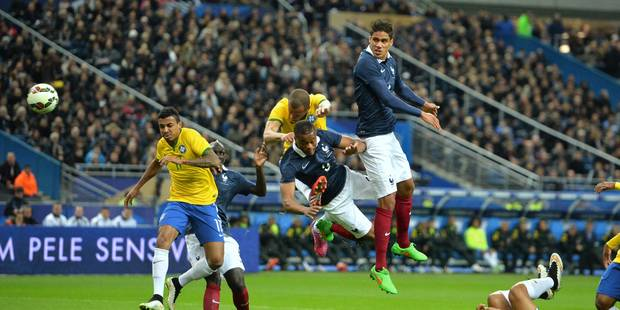Le Brésil de Neymar donne la leçon aux Bleus (1-3) - La DH