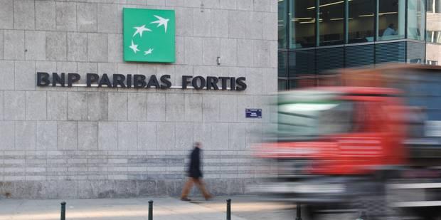 BNP Paribas Fortis a fourgué des titres grecs à ses clients - La DH