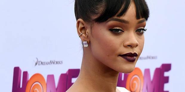 Une étrange photo de Rihanna fait son apparition sur la toile (PHOTO) - La DH
