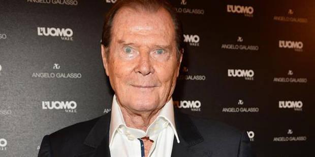 Roger Moore se défend de tout racisme après ses propos sur James Bond - La DH