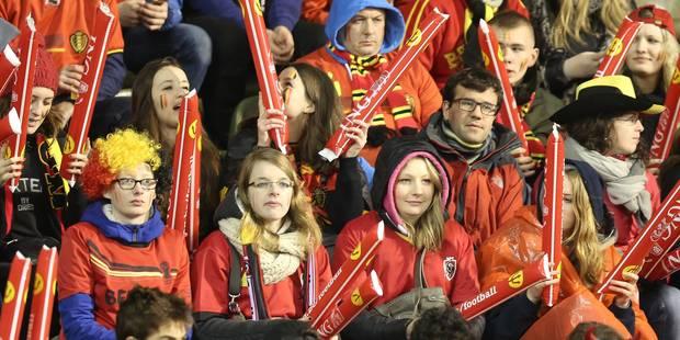 Belgique-Chypre a attiré plus de 750.000 téléspectateurs - La DH