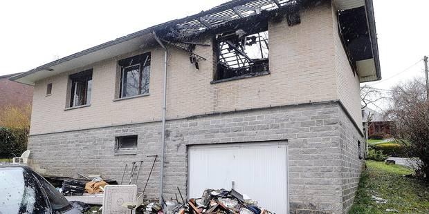Esneux: un quadragénaire décède dans la villa en feu - La DH