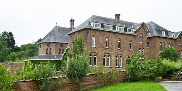 Stéphan Jourdain a racheté le couvent des Clarisses de Malonne - La DH