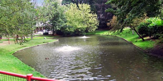 Près d'1,2 million d'euros consacré à la restauration du parc Marie-José à Molenbeek - La DH