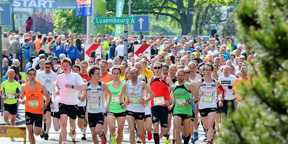 7e édition des 15 km de Liège