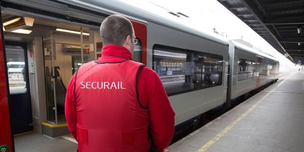 SNCB: des trains plus sûrs? - La DH
